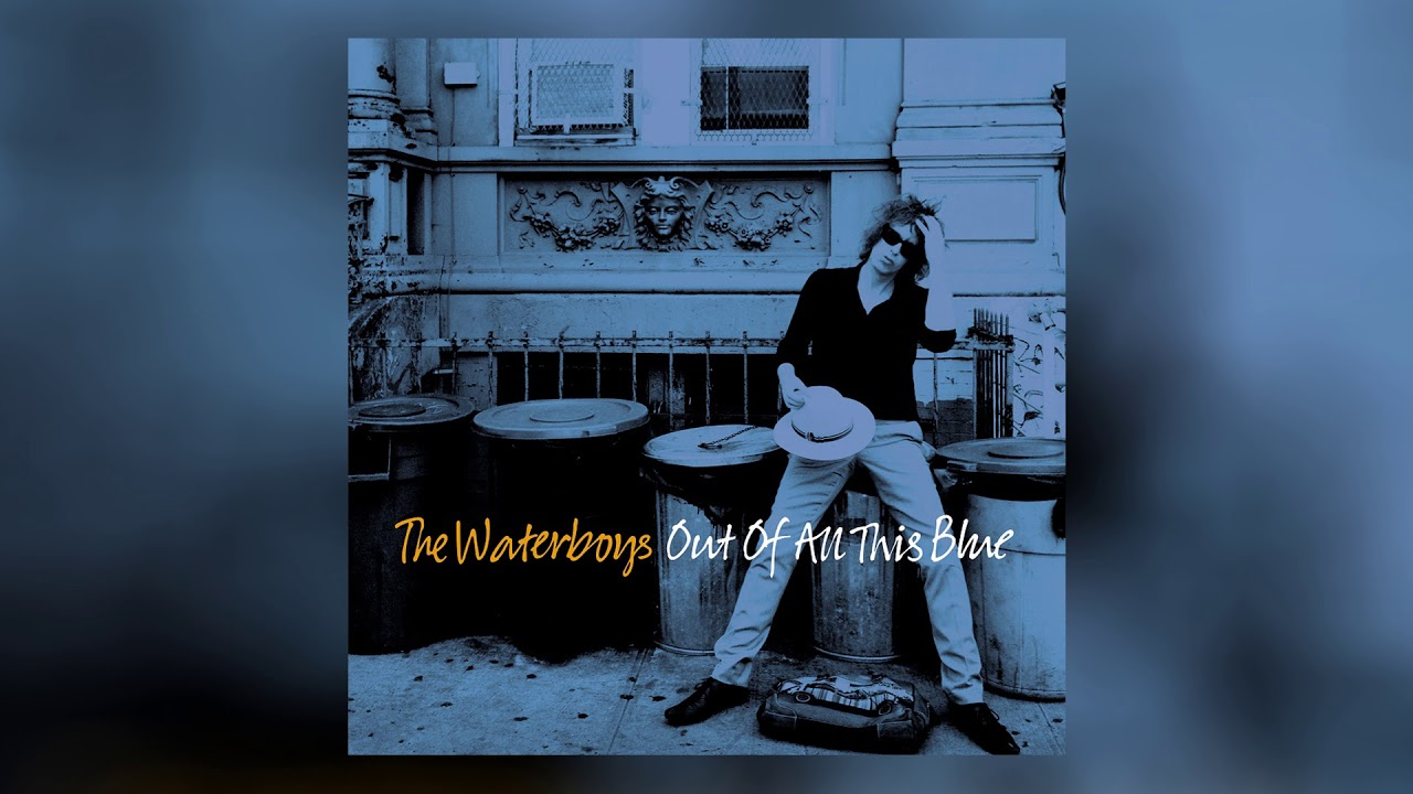 The Waterboys   The Girl In The Window Chair (Official Audio)