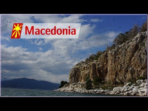 Macedonia – Ochryda | Travel vlog