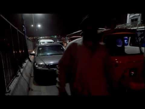 Lahore tarfic jam condition