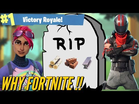 Fortnite Building Materials NERF - Fortnite Battle Royale Gameplay