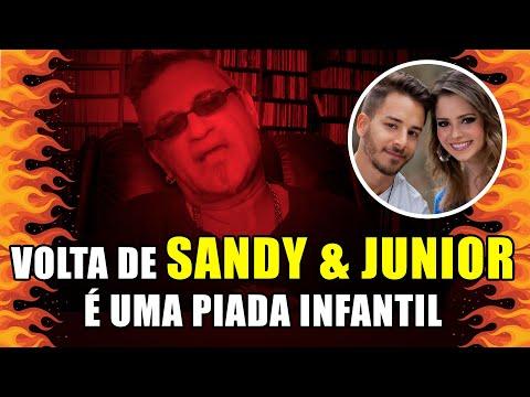 Volta de Sandy & Junior é uma Piada Infantil