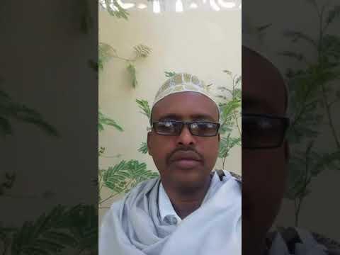 Waraysi Eng Ahmed Diraac Admin/Finance Officer Boosaso Universty