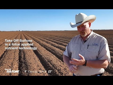 Verdesian Field Day – Take Off Seed Treatment and Sulfone Technology on Cotton
