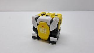 52toys beastbox bb-01 비스트박스 큐브 박스 공룡 로봇 변신 랩터 변신