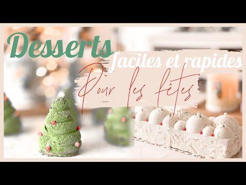 dessert-et-bÛche-de-noËl-facile-et-rapide-!-|-anibellie