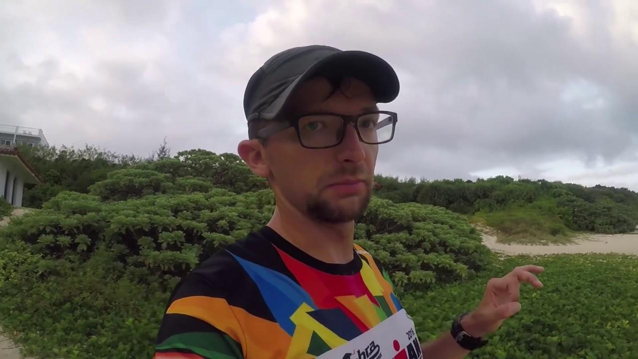 Trening do Ironmana na Okinawie – Zbiórka charytatywna