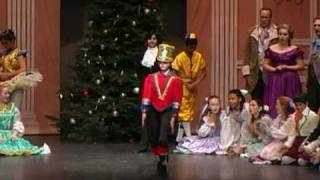 The Dance Of The Wooden Soldier And The Wooden Doll, From The Nutcracker