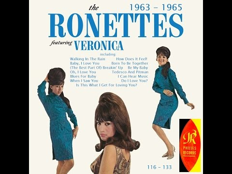 The Ronettes - Philles Records - 1963 -1965