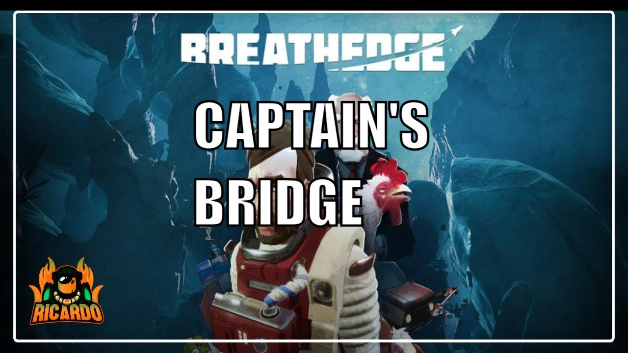 Breathedge Game The Captains Bridge THE ENDING