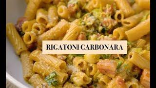 "Fabio's Kitchen: Season 2 Episode 20, ""Rigatoni Carbonara"""