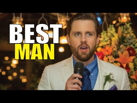 How to Give The Absolute Perfect Best Man Speech 5 Easy Steps