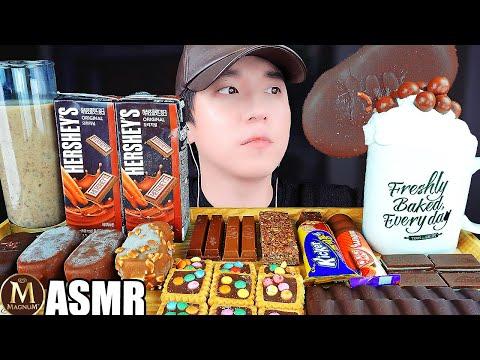 韓国 asmr お 菓子
