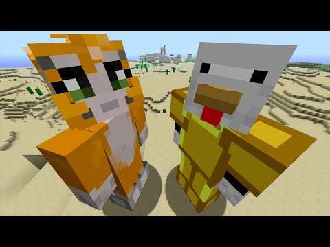 Minecraft Xbox - Together Challenge - Part 2