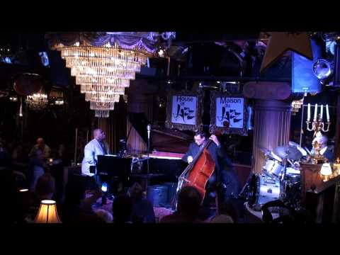 Taurey Butler Trio live at the House of Jazz 1
