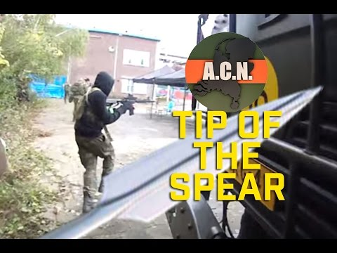 acn tip of the spear - operation vengeance unit 13 sittard - youtube
