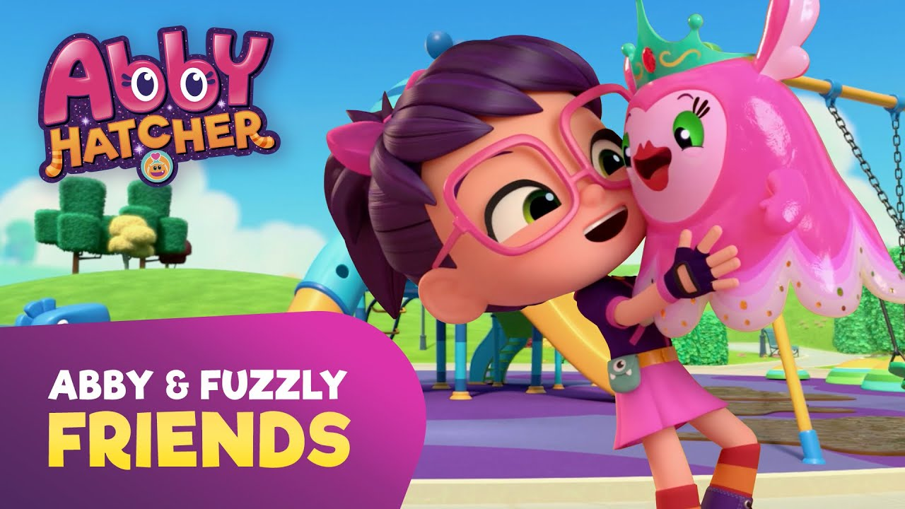 Abby Hatcher | Episode 16 – Fun in the Park | PAW Patrol Official & Friends