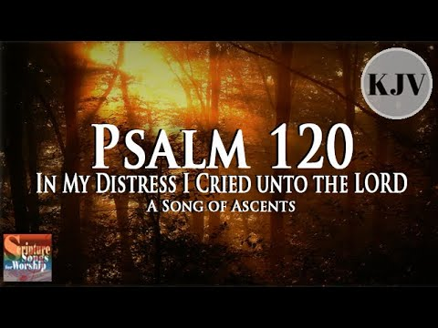 "Psalm120 Song (KJV) ""In My Distress I Cried Unto the LORD"" (Esther Mui)"