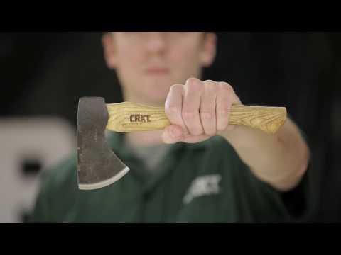 CRKT 2748 Roush Pack Axe video_1