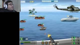 GET AWAY FROM MY BOAT!!! | Speedboat Shooting