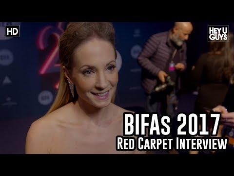 Joanne Froggatt  The 2017 BIFAs Red Carpet