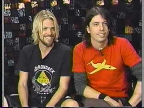 Foo Fighters Interview - 11/3/00 Part 1