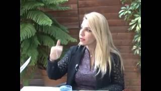 Bahar Gökhan'ın Konuğu Access Bars Eğitmeni Türkan Gökberk