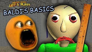 Annoying Orange plays Baldi