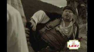 Реклама на македонска наденица LEKI 45'
