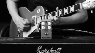 Mad Professor Evolution Orange Underdrive Les Paul / Marshall Demo by Marko Karhu