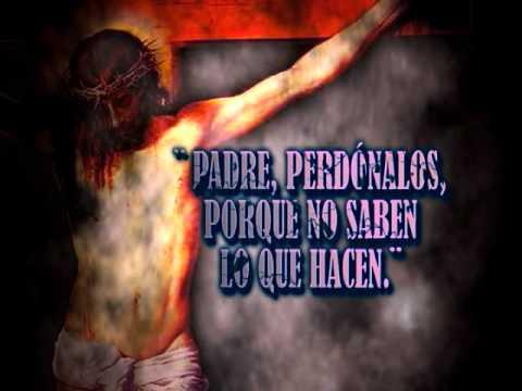 Resultado de imagen de jesus perdona en la cruz