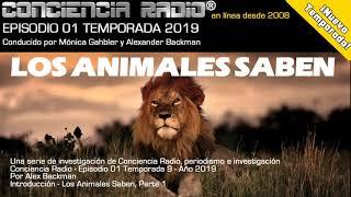 LOS ANIMALES SABEN - INTRODUCCIÓN - PARTE 01 - CONCIENCIA RADIO -EP01 TEMPORADA 9 2019