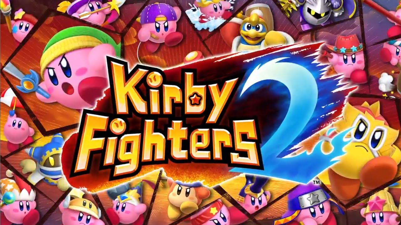 Kirby Fighters 2 | Launch Trailer (Brand New Kirby Game!)