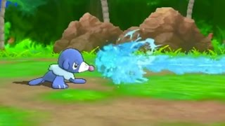 First Pokemon Sun and Moon Battle Revealed - E3 2016