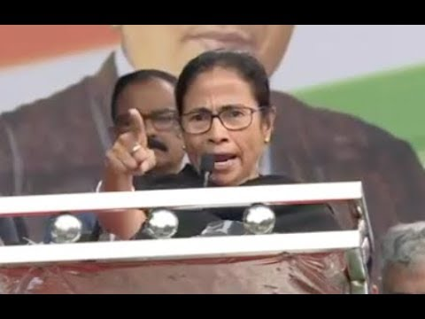 Mamata Banerjee Speech In New Delhi..AAP Opposition Rally in Delhi..Narendra Modi.. Arvind Kejriwal