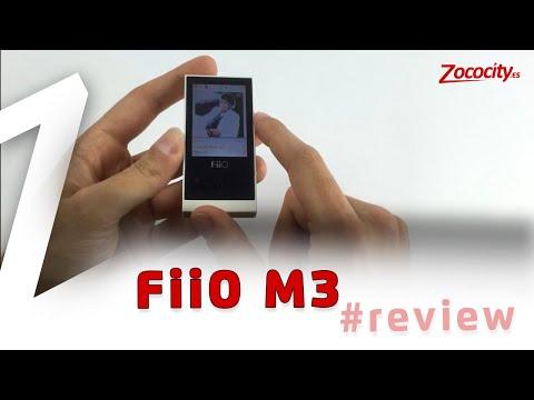 FiiO M3 - El MEJOR reproductor MP3 por 65€