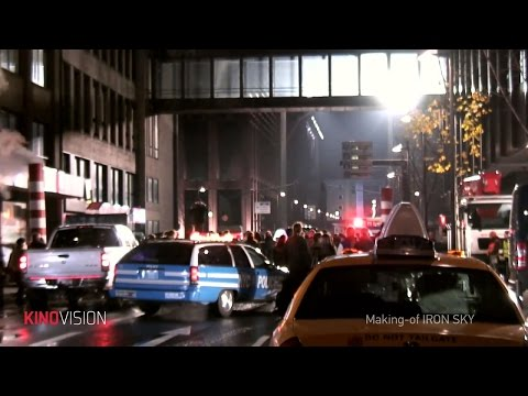 Hollywood Produktion wurde in Frankfurt gedreht
