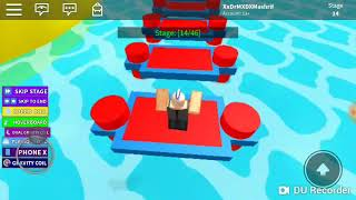 ROBLOX| Escape the toilet obby 29/46 stages completed