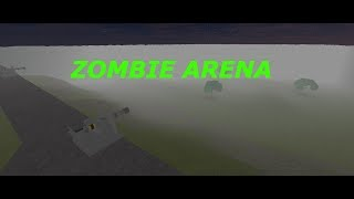 Roblox Studio - How to make a Zombie Arena fighting game!