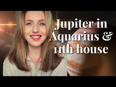 The AQUARIUS Philosophy (Jupiter 11th) | How You Attract GOOD LUCK & FORTUNE | Hannah's Elsewhere