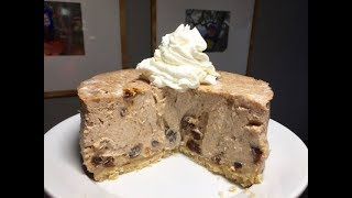 Instant Pot Sour Cream & Raisin Cheesecake ~ 1st Place Winner !!!