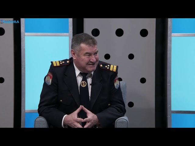 DALMATINA - Željko Šoša, zapovjednik JVP Zadar