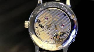 Chopard LUC Quattro Regulator 8 Days in 18K White Gold