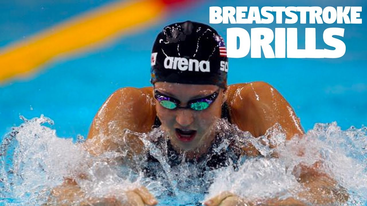 how to swim breaststroke faster youtube
