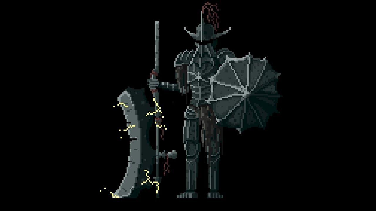 Dragonslayer Pixel Art Speedpaint Dark Souls Iii Youtube Old dragonslayer armor by underpable on deviantart. dragonslayer pixel art speedpaint dark