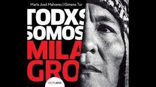EL JUGLAR canta HUAYNOS en el ACAMPE POR LA LIBERTAD DE MILAGRO SALA 4