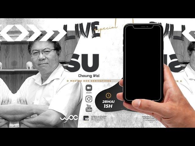 Waru Investimentos - Live Especial com Choung Wei
