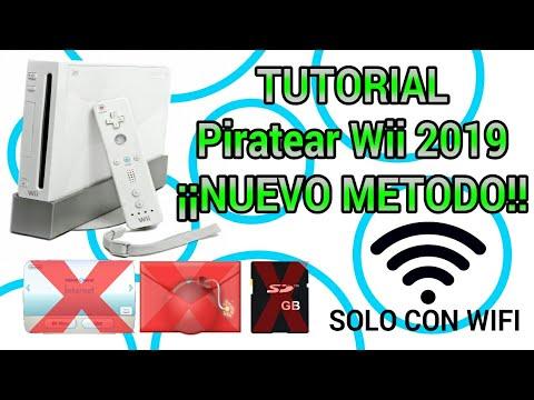 Hackear Wii 2019 (METODO STR2HAX) ¡¡¡SIN CANAL INTERNET NI LETTERBOMB!!!