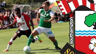 Video Gol Pertandingan St. Gallen vs Southampton