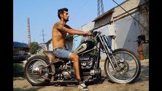 Пневмо Зазоцикл | pnevmo custom bike Zazocycle