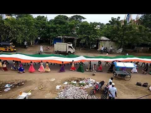 Morampalli banjar villege in independence day celebrations